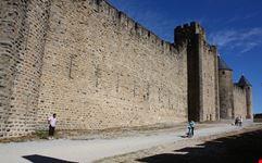 carcassonne wehrmauer