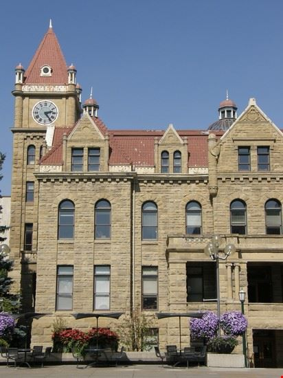 calgary old city hall