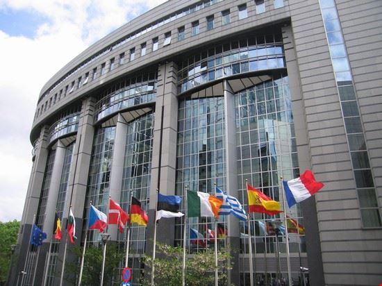 Risultati immagini per immagini di bruxelles parlamento europeo