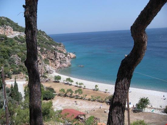 Spiaggia Tsabou