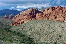 Desert activities — Red Rock Canyon