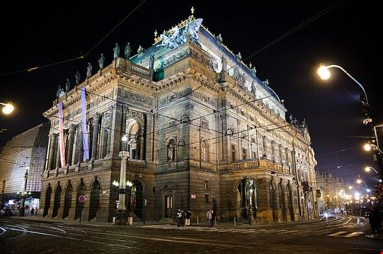 37216 prague national theatre