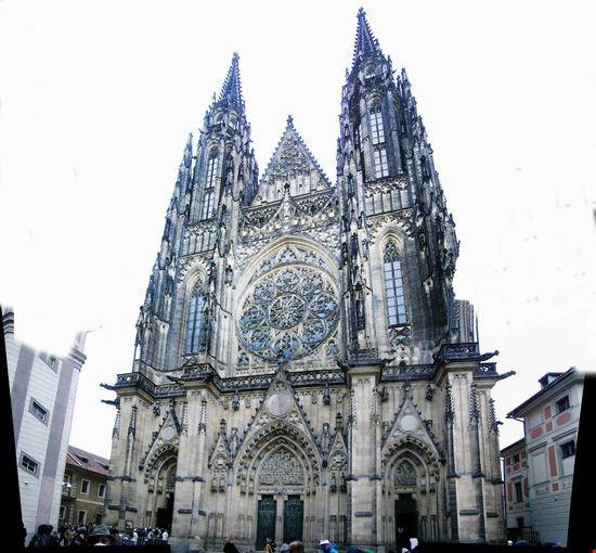 37344 castello hradcany cattedrale di s vito praga