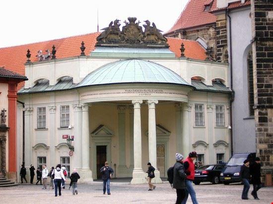 Castello Hradcany Palazzo Reale