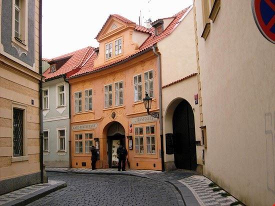 Città VecchiaParticolare di una via