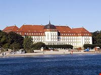 The Grand Hotel in Sopot