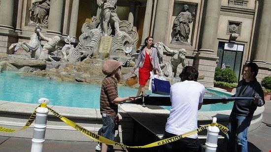 Luxury brands in Vegas