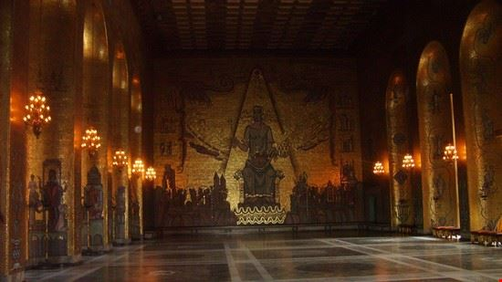 37455 palazzo reale interni stoccolma