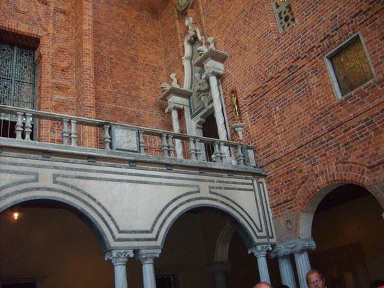 37458 palazzo reale atrio stoccolma