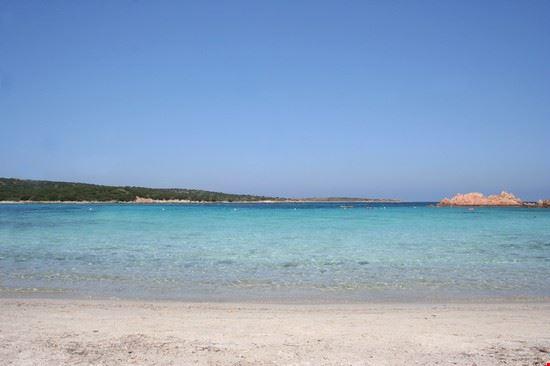 La spiaggia di Cala Andreana