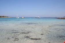 Mare turchese a Caprera