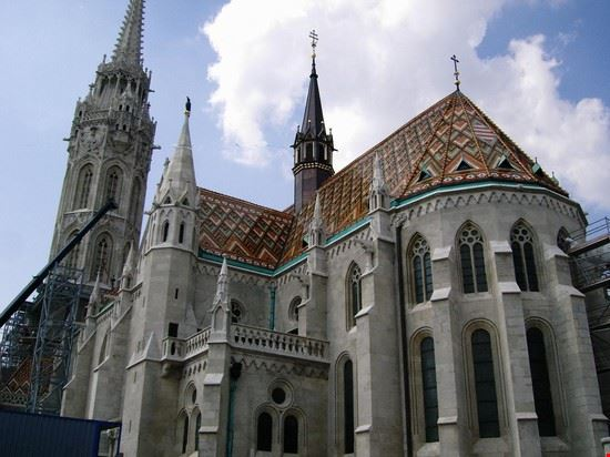 37565 chiesa di mattia budapest