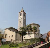 La chiesa di Baveno