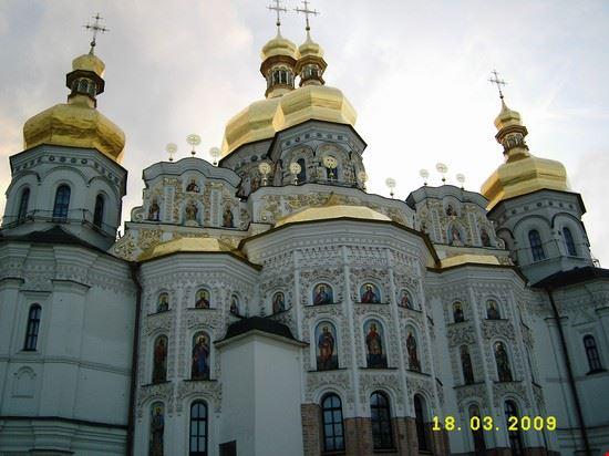 kiev-pechersk lavra kiev