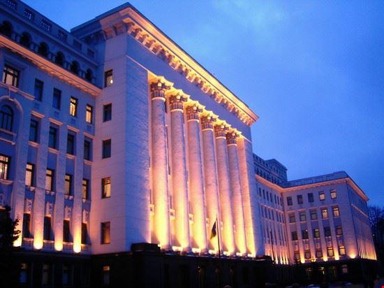 Foto palazzo del parlamento a kiev 550x412 autore for Immagini del parlamento