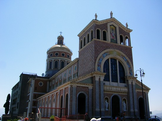 santuario calvaruso messina line - photo#31