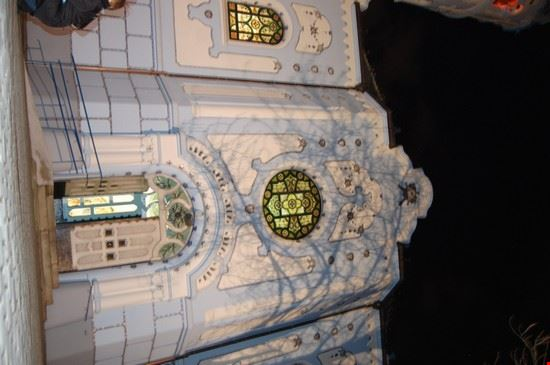 37727 chiesa azzurra facciata bratislava