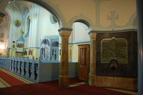 37729 chiesa azzurra interno bratislava