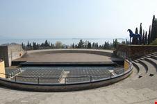 anfiteatro del parco del vittoriale gardone riviera