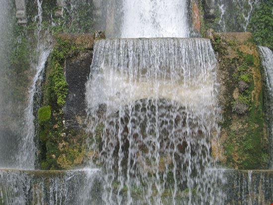 tivoli cascata d acqua