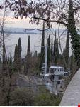 nave nel parco del vittoriale gardone riviera