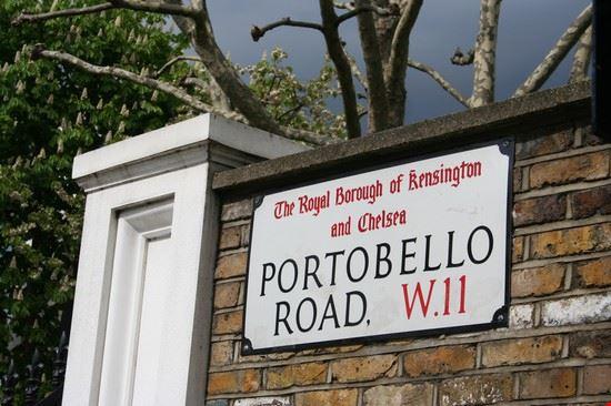 37992 la famosa portobello road londra