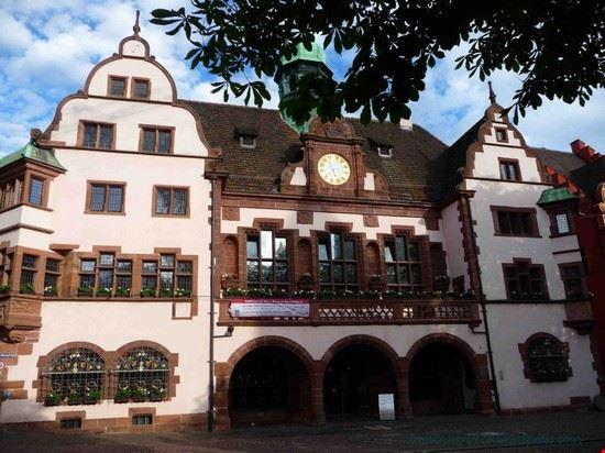 rathaus friburgo