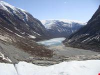 bergen glacier