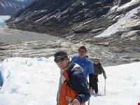 bergen pronti alla scalata