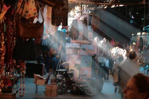 38284 marrakech souk el kebir in marrakech