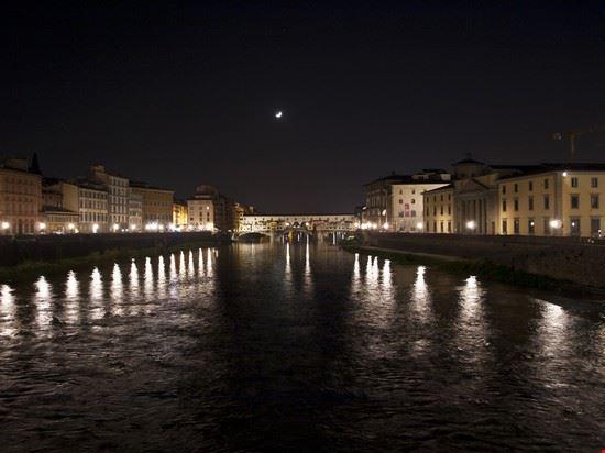 38638 ponte vecchio by night firenze