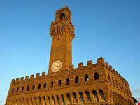 torre palazzo della signoria firenze