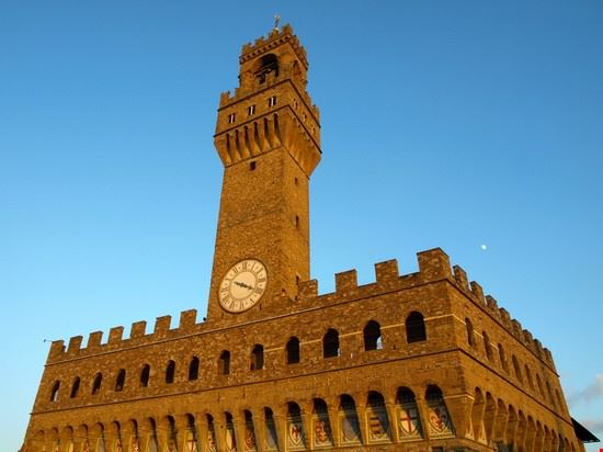 Palazzo Vecchio Florence - Monuments and Historic Buildings