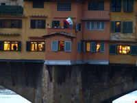 finestre di ponte vecchio firenze