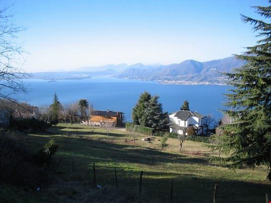 il lago visto da San Zeno