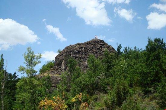 Parco Regionale sassi di Roccamalatina