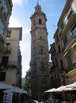 campanile della chiesa di s caterina valencia