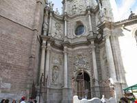 ingresso della cattedrale valencia