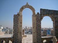 panorama da un arco tunisi