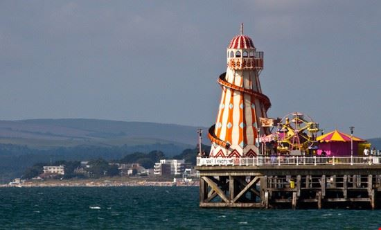 bournemouth helter skelter