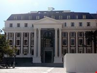 House of parliament in Cape Town