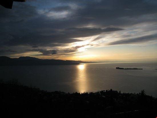 L'alba da Salò