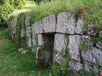 Una Tomba della Necropoli Etrusca