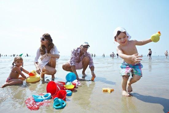 Vacanze al mare per famiglie lignano sabbiadoro per bambini for Vacanze in famiglia