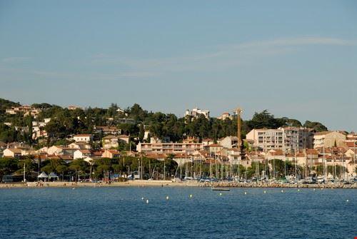 Sainte-Maxime en France