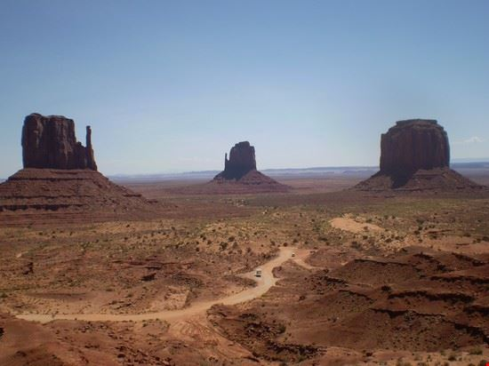 monument valley veduta