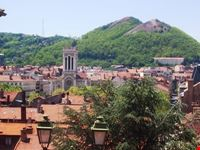 Saint-Etienne en France