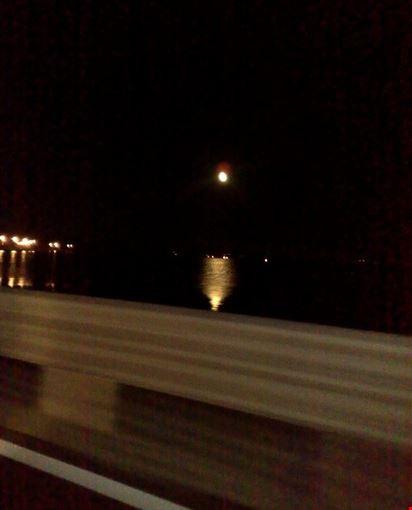 Foto Luna Sul Mare A Orbetello 412x550 Autore Mariannadaniele