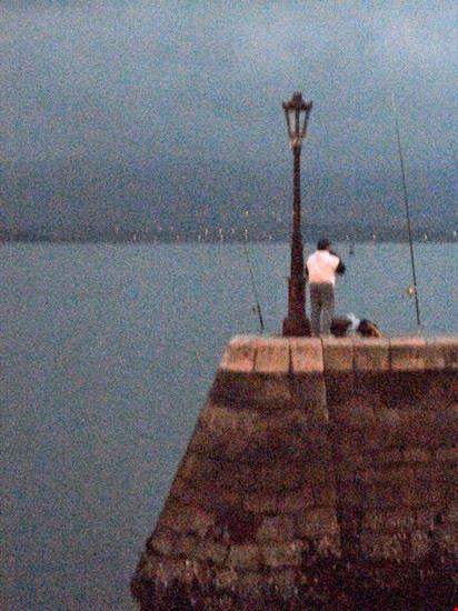Paseo de Pereda - Pescatore