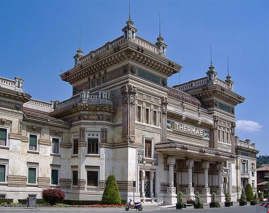Salsomaggiore Terme en Italie